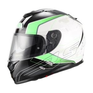 Integrální helma Symbio Duo ARESONE zelená
