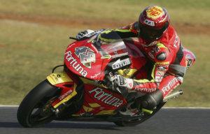 JOrge Lorenzo Grand Prix Aprilia 250cc Chupa Chups NZI