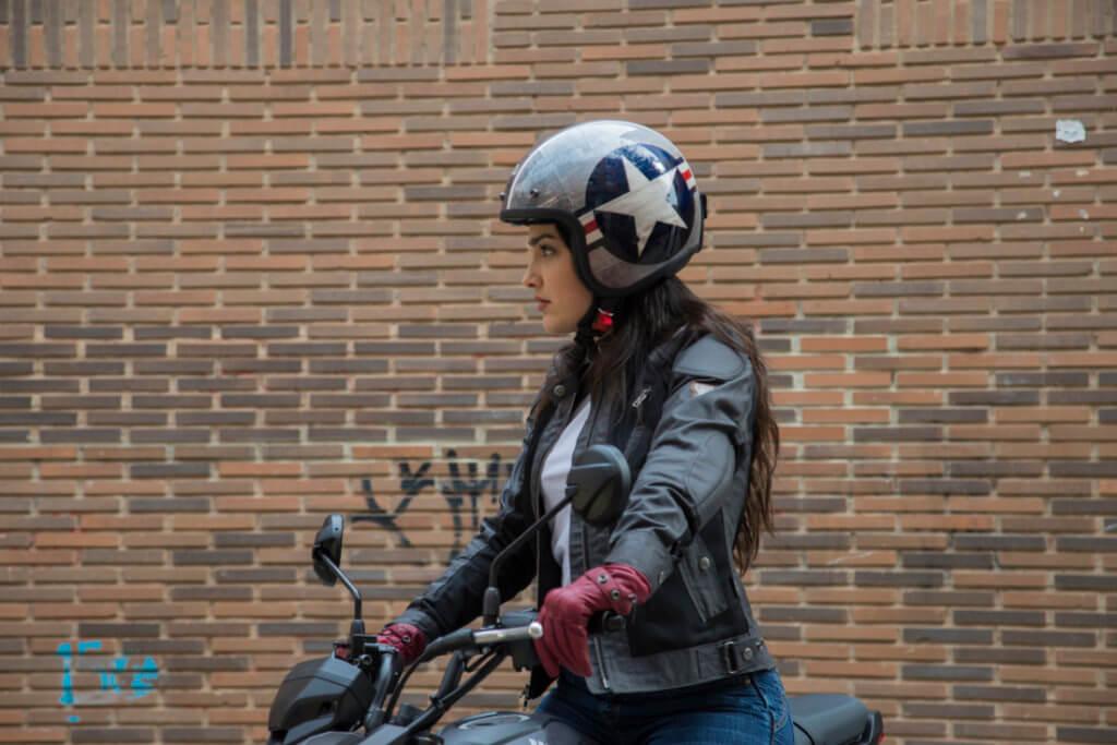 Otevřená helma Rolling 3