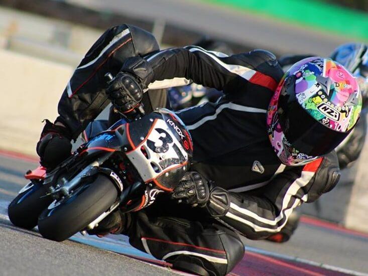 NZI motocyklová přiba